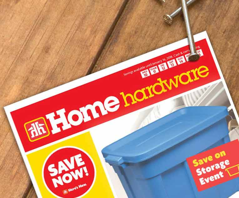 Home Hardware Flyer